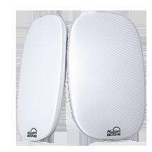 Внешний аккумулятор Alcom Active PB-3000 (white)