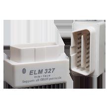 Автомобильный диагностический адаптер ELM 327 bluetooth Ver.1.5